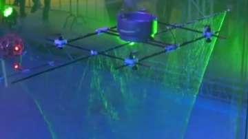 Турнир сблъсква дронове в Холандия