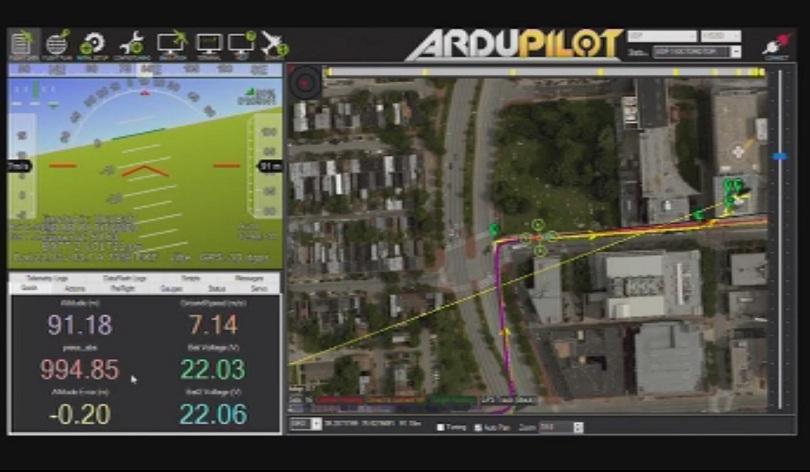 Учени от Университета в Мериленд успешно доставиха с дрон бъбрек