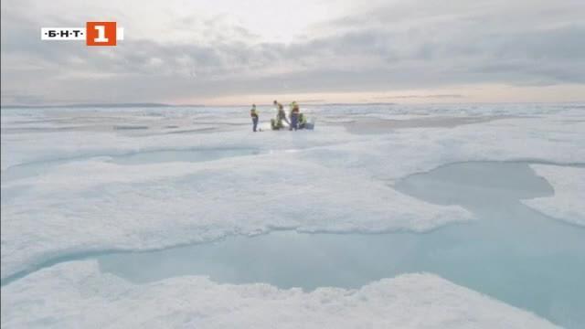 Снимка: ДРУГИТЕ новини: Пластмасови следи в ледовете