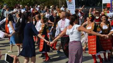 София ърбан зона спорт стартира с фолклорен фестивал
