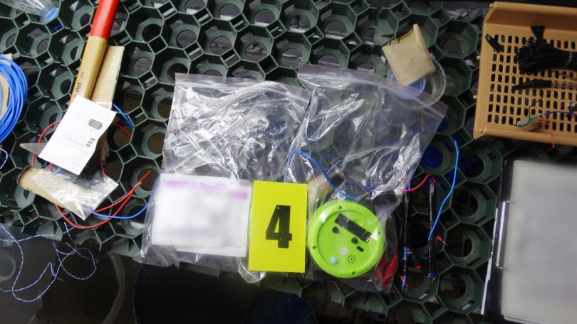 снимка 18 16-годишен ученик планирал атаката в Пловдив със самоделни бомби (СНИМКИ)