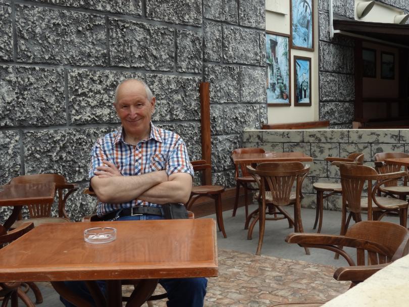 """снимка 8 Отвъд границите: проф. Пламен Физиев: """"Аз не мога да живея без това!"""""""