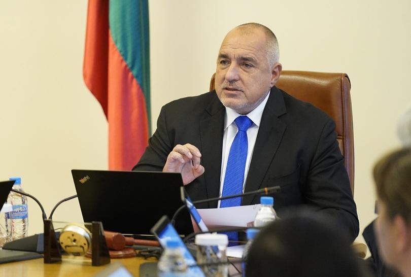 Първи коментар на премиера Борисов след внесените от лидера на