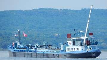 Приключиха дейностите по удълбочаване на река Дунав за 2019 г.
