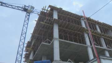 Спряха строеж в София заради опасни условия на труд
