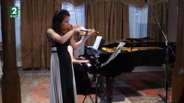 Премиерен дует в Дни на музиката в Балабановата къща