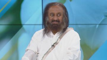 Шри Шри Рави Шанкар, духовен водач: Стресът е основната причина за нещастието