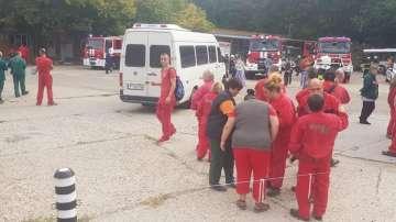 Ситуацията с пожара в Дунарит е овладяна
