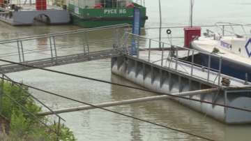 Нивото на Дунав в българския участък продължава да се покачва
