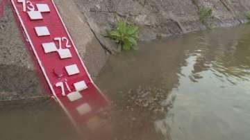 В Русе е обявена първа степен на опасност от заливане на Дунав