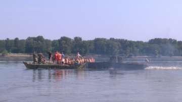 Над 100 ентусиасти преплуваха Дунав край Свищов