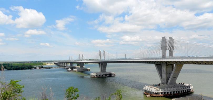рекорден брой автомобили преминали дунав мост видин 2018