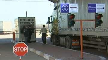 Група нелегални мигранти са открити в тайник на камион на ГКПП Дунав мост