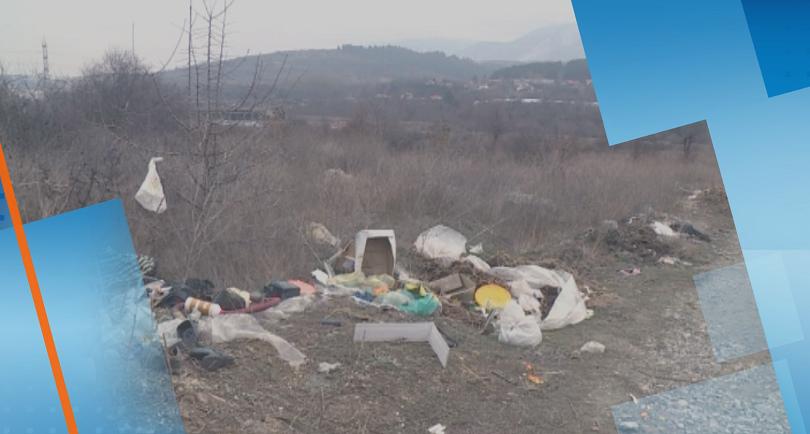 За огромно количество животински отпадъци в близост до подлез на