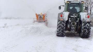 Най-усложнена е зимната обстановка в Североизточна България