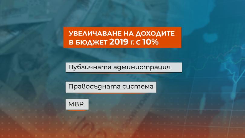 снимка 5 Националният съвет за тристранно сътрудничество обсъди Бюджет 2019