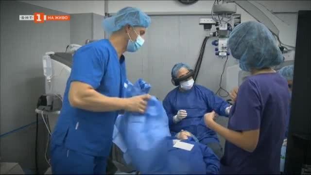 Българският офталмолог д-р Лукан Мишев и неговият екип създават нов