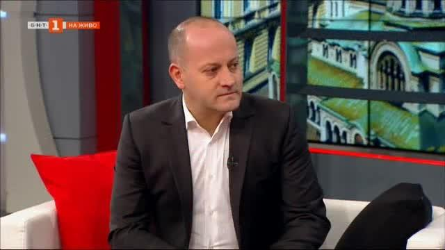 Радан Кънев: Ние от ДБ не сме подкрепяли никого на втория тур