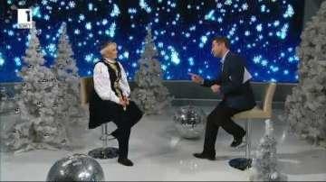 Николина Чакърдъкова: Няма по-хубаво от това да празнуваш Нова година на площада