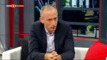 Красимир Вълчев: Случаят в Сливен е атака срещу образователната система