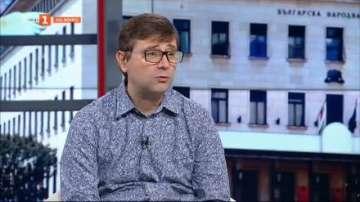 Предизвикателствата в социалните мрежи - говори Димитър Ганчев