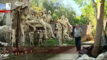 Изкуство в сърцето: Скулпторът Крум Дамянов пред БНТ
