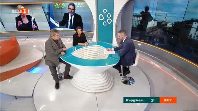 Обвиненията на депутата от левицата Елена Йончева срещу министъра на