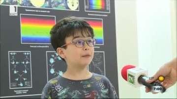 В Деня на детето: Разговор с 8-годишния Сава от Стани богат