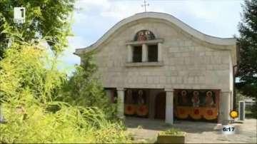 Обновиха и изографисаха 150-годишна църква във варненското село Царевци