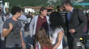 Стотици хора тръгнаха към Околчица от село Павлоче