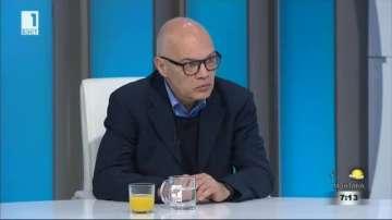 Тихомир Безлов: Бягството на тези затворници е изключително тежък инцидент