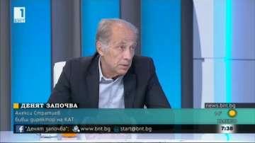 Стратиев: КАТ София е изчерпал всички възможности за обслужване на гражданите