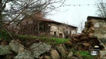 Храмът в пловдивското село Чехларе тъне в разруха