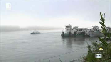 Проблеми с корабоплаването по Дунав