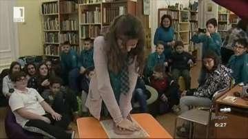 12-годишната Никол е най-четящото дете за 2017 година в Русе