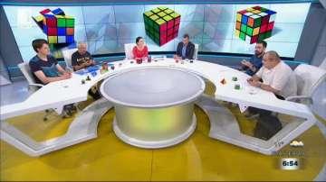 София ще бъде домакин на състезание по редене на Рубик куб