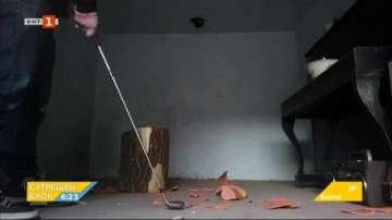 Гневна стая е хит за разчупване на стреса в Латвия