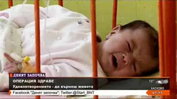 Операция Здраве - болницата в Гоце Делчев