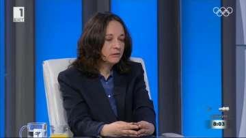 Жени Начева: МЗ няма да допусне затваряне на детската кардиологична клиника