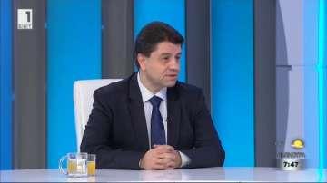 Красимир Ципов: Новият бюджет на МВР ще покрие заплатите на пожарникарите