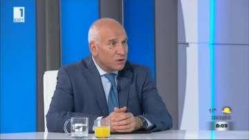 Левон Хампарцумян: В стенограмата не се говори много за КТБ