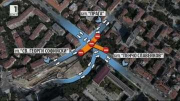 Какви са алтернативите за шофьорите в София при летните ремонти?
