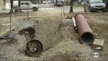 Най-големият проект за воден цикъл в страната все още не работи