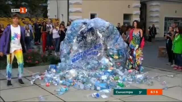 Мода от рециклирани материали в Украйна