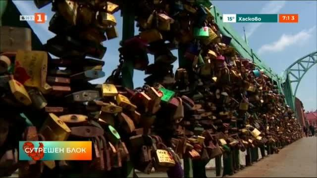 В полския град Вроцлав предстои реновация на известен мост. С
