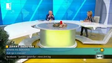Омбудсманът Мая Манолова дава старт на кампания  Не хаби - дари!
