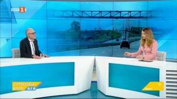 Проф. Олег Асенов: Северната тангента без винетки, но с толтакса