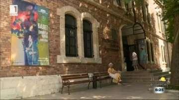 Ретроспективна изложба Балет на Димитър Киров в Художествена галерия - Варна