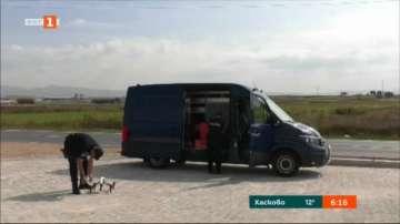 Полицията в Косово записва нарушителите на пътя с дронове