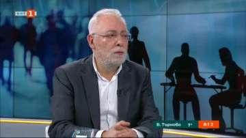 Радосвет Радев: Дигитализацията в администрацията у нас е под 7%